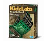 Lag en robothånd, hobbysett