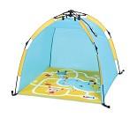 Blått UV-telt fra Ludi