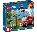 LEGO City, Farlig grilling 60212