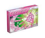 Geomag Pink, 68 deler - magnetisk byggesett