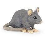 Husmus, miniatyrfigur fra PAPO