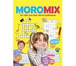 Moromix, oppgavebok med kryssord