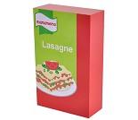 Lasagne, lekemat i tre