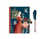 Dagbok med lås og magisk tusj, Lisa - Djeco