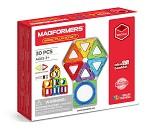 Magformers Basic Plus, 30 deler - magnetklosser