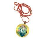 Medaljong med havfrue fra Djeco