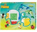 Dyr, perlesett 240 perler fra Hama