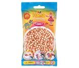 Midi perler fersken, 1000 stk - Hama