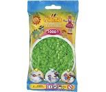 Midi perler grønn, 1000 stk - Hama