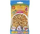 Midi perler gull, 1000 stk - Hama