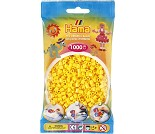 Midi perler gul, 1000 stk - Hama