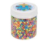 Midi perler pastell i boks, 3000 perler