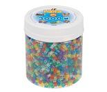 Midi perler med glitter i boks, 3000 perler - Hama
