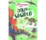 Min aktivitetsbok med dinosaurer, aktivitetsbok