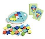 Mosaikkspill i tre fra Djeco
