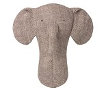Elefant, myk rangle, 12 cm - Maileg