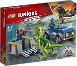 Dinosaurfangsten, LEGO Juniors