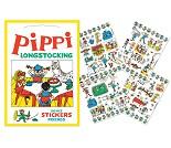 Pippi og venner, 130 klistremerker