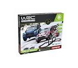 Rally Sweden, elektrisk bilbane med 2 rallybiler