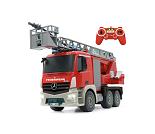 Fjernstyrt brannbil med stige