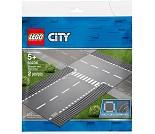 LEGO City, Rette elementer og t-kryss 60236
