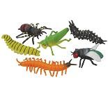 Mykt insekt, 6 valg