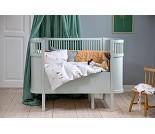 Dus grønn seng til baby og junior - Sebra