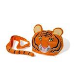Tiger dyrelue og hale, kostyme