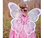 Store vinger med glitter