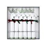 6 smellbongbonger med reinsdyr fra Meri Meri