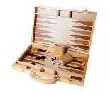 Backgammon, spill i tre