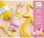Prinsesse, strikkelise fra Djeco