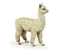 Alpakka miniatyrfigur - Papo