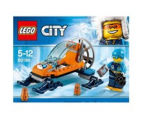 LEGO City, Arktisk propellscooter 60190