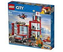 LEGO City Brannstasjon 60215