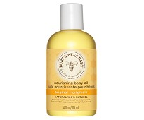 Baby Bee Nourishing Oil, Babyolje fra Burts Bee