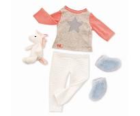 Pysjamas, dukkeklær - Our Generation