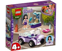 LEGO Friends, Emmas mobile dyreklinikk 41360