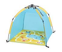 Blått UV telt fra Ludi