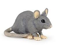 Husmus miniatyrfigur - Papo