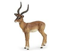 Antilope miniatyrfigur - Papo