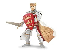 Kong Arthur, miniatyrfigur fra PAPO