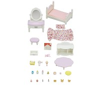 Møbler til soverom - Sylvanian Families