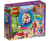 LEGO Friends, Olivias hamsterlekeplass 41383