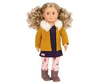 Florence, dukke med krøllete hår - Our Generation