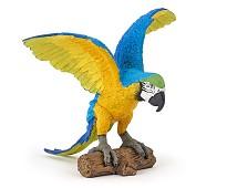 Papegøye miniatyrfigur - Papo