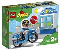 LEGO DUPLO Politimotorsykkel 10900