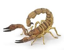 Skorpion miniatyrfigur - Papo