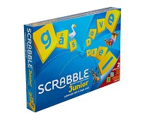 Scrabble Junior, brettspill