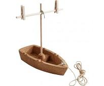 Bygg en korkbåt, uteaktivitet - Haba